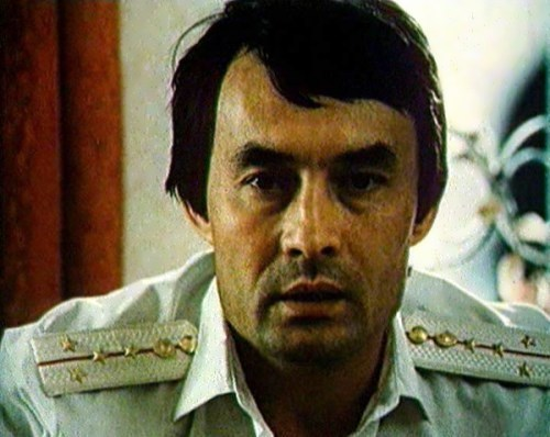 Talgat - Soviet film actor