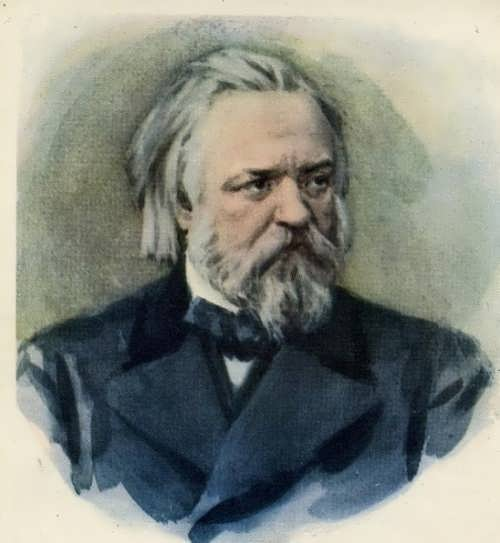 Herzen belongs to one of the most prominent critics of feudal Russian Empire