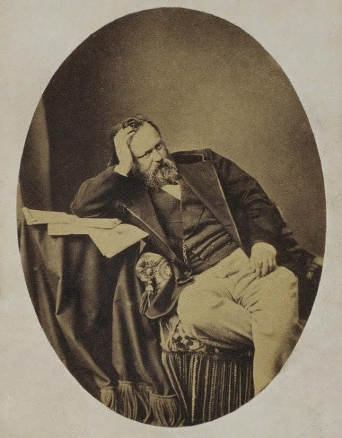 Alexander Herzen - political agitator