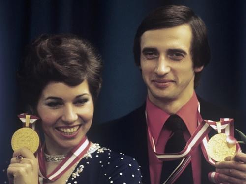 Brilliant couple Pakhomova - Gorshkov