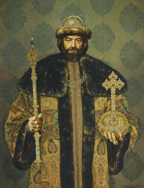 S. Prisekin. Boris Godunov
