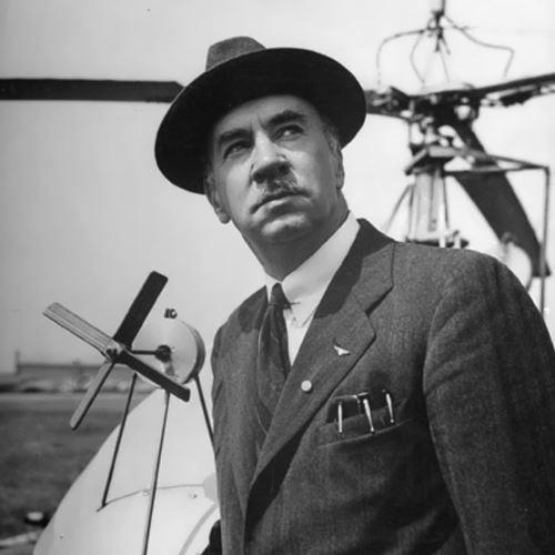 Igor Sikorsky - aircraft designer
