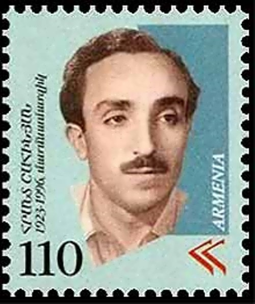 Post stamp dedicated to Shahinian