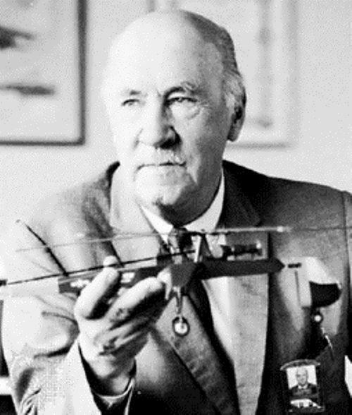 Sikorsky - aircraft designer