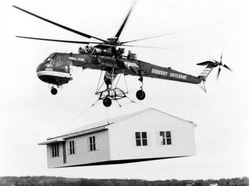 Sikorsky skycrane