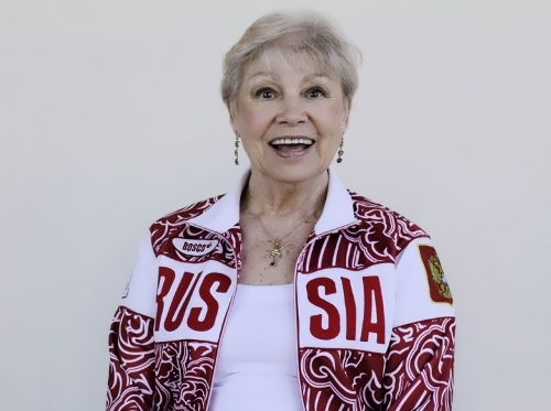 Larisa Latynina – grandmother of Russian gymnastics