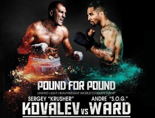 Kovalev vs Ward