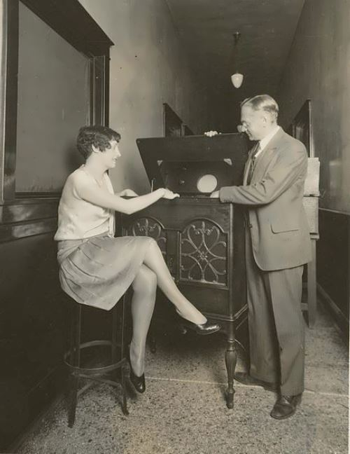 Vladimir Zworykin and his kinescope
