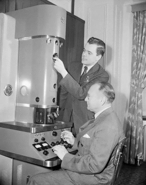 Vladimir Zworykin - inventor of modern television