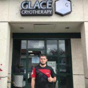 Nurmagomedov - mixed martial arts (MMA) fighter