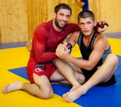 Nurmagomedov - mixed martial arts (MMA) fighter