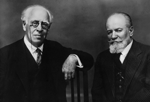 Stanislavsky and Nemirovich-Danchenko