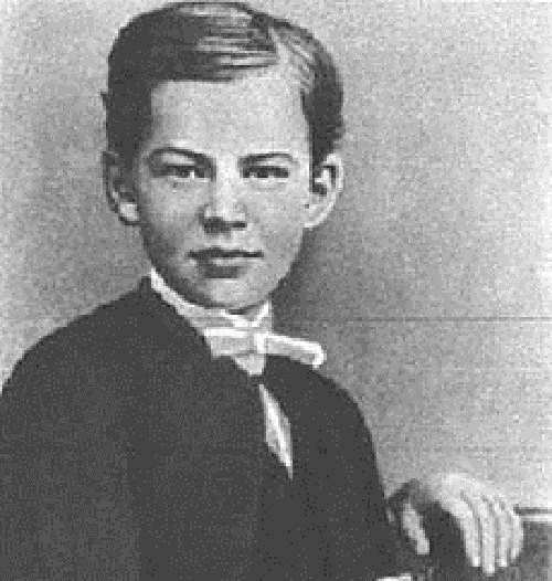 Stanislavsky in his childhood