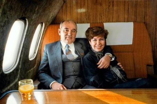 Charming Raisa Gorbacheva