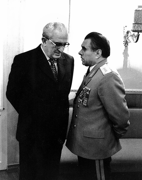 Andropov and Shchelokov
