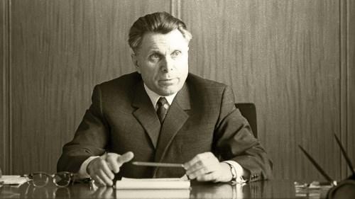 Nikolai Shchelokov - Minister of Internal Affairs of the USSR