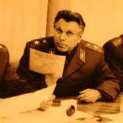 Nikolai Shchelokov Soviet statesman