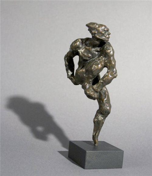 Auguste Rodin. Vaslav Nijinsky