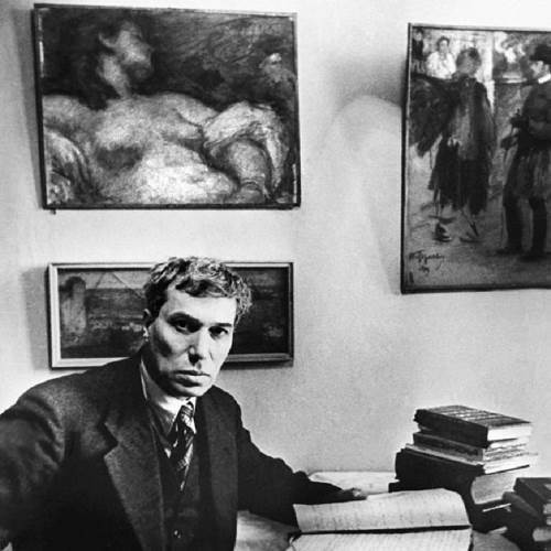 Famed Boris Pasternak