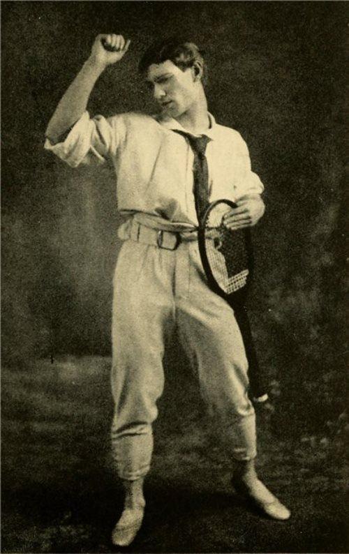 Gorgeous Vaslav Nijinsky in 1913