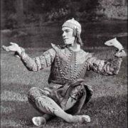 La Danse Siamoise 1910