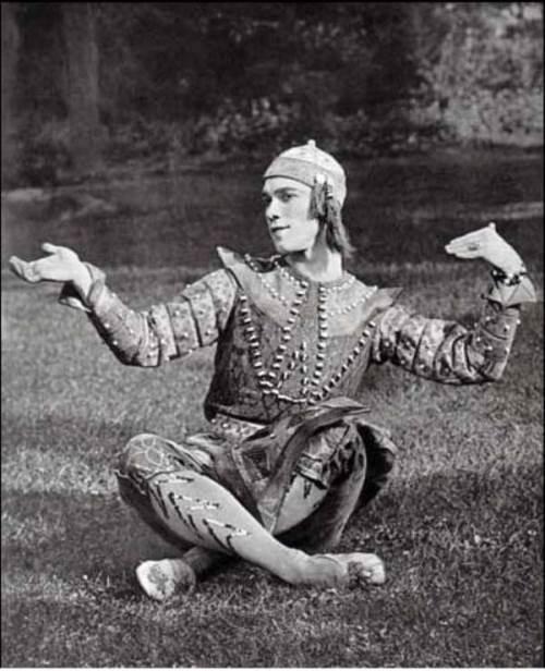 La Danse Siamoise, 1910