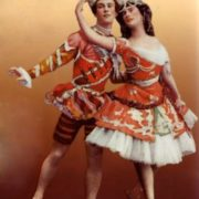 Talented Vaslav Nijinsky