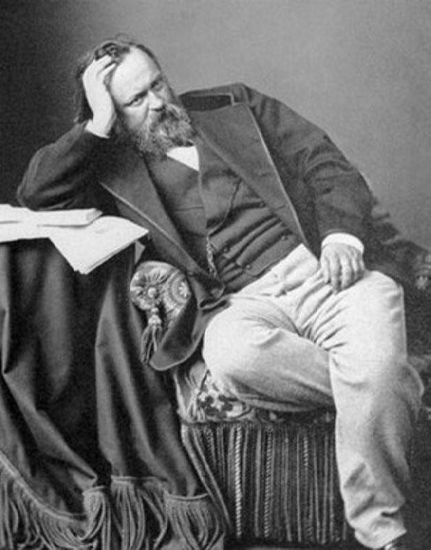 Alexander Herzen - outstanding revolutionary