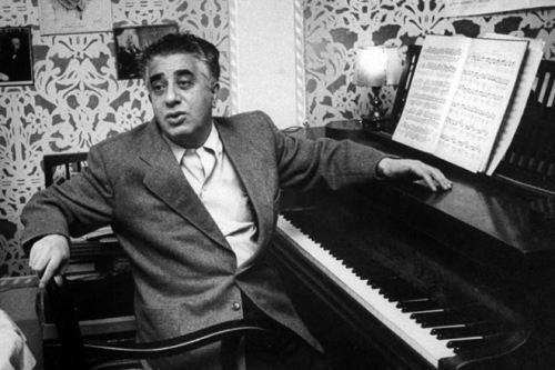 Aram Khachaturyan - Soviet composer
