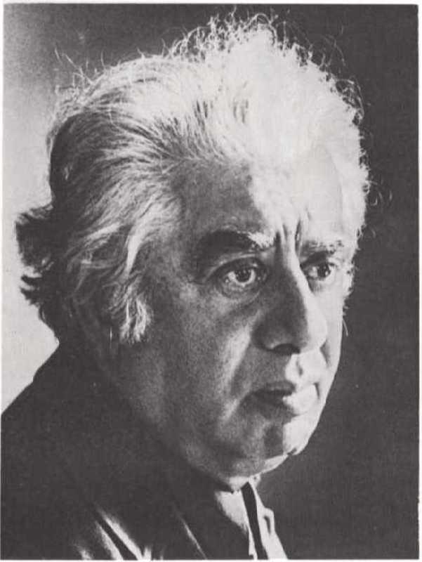 Famed Aram Khachaturyan
