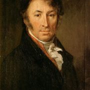 Karamzin by Tropinin (1818, Tretyakov gallery)