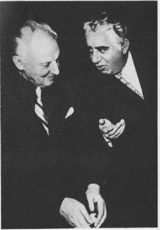 L. Stokowski and A. Khachaturyan