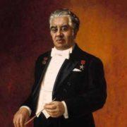 Portrait of A. Khachaturyan