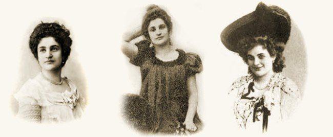 Famed Teffi Nadezhda Lokhvitskaya