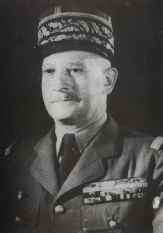 Famous Russian-born French general - Zinovy Peshkov