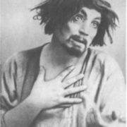 I.V. Ershov in the role of Grishka Kuterma. Kitezh. The Mariinsky Theater, 1907