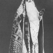 L. V. Sobinov in the role of Tsar Berendey. The Snow Maiden. Bolshoi Theater, 1911
