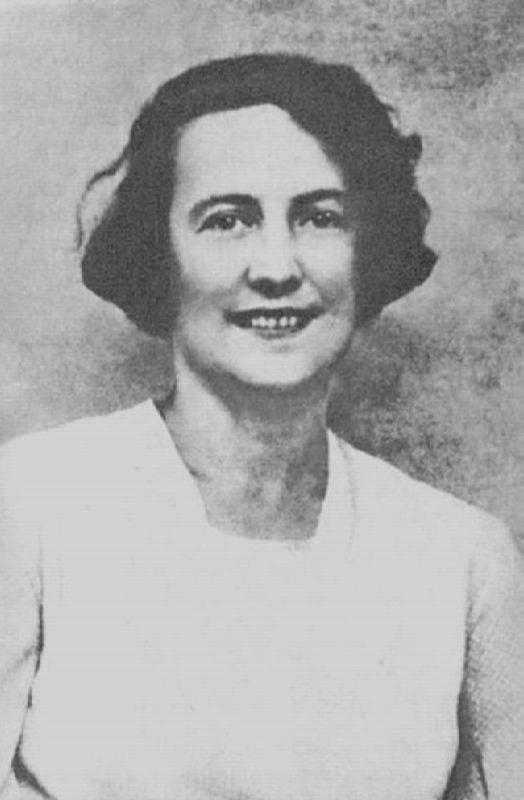 Lyubov Evgenievna Belozerskaya, the second wife of Bulgakov
