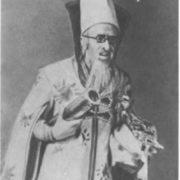 V.R. Pikok in the role of Stargazer. Gold Cockerel, 1909
