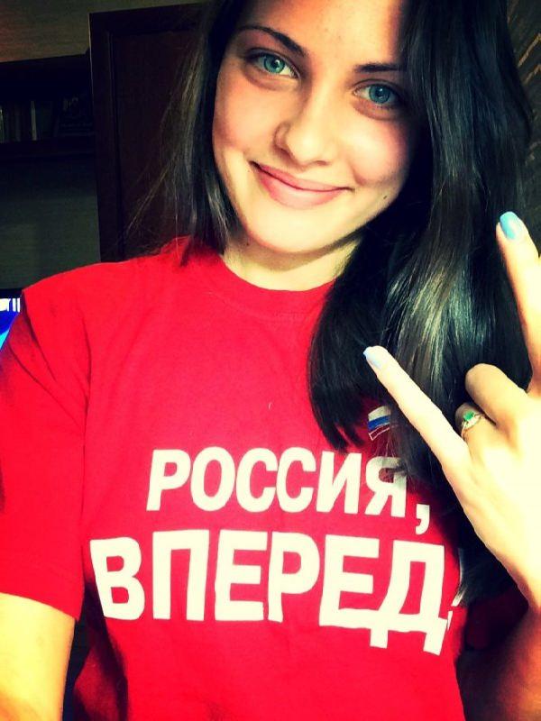 Charming Anastasia Bryzgalova