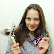 Cute Anastasia Bryzgalova