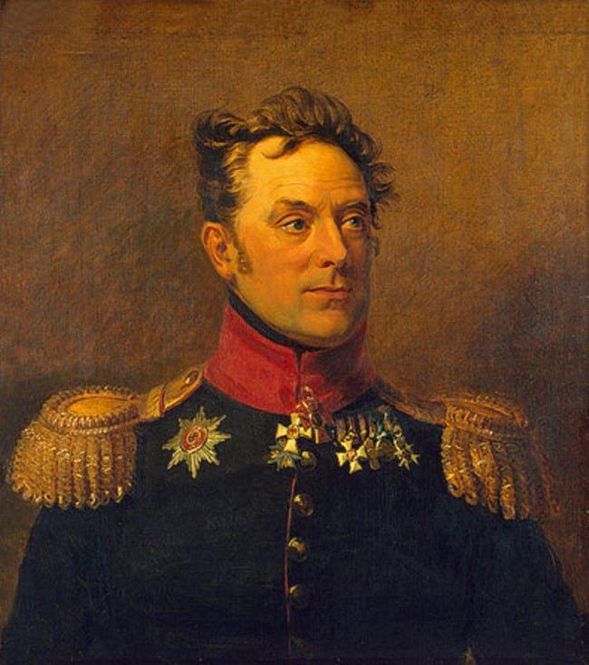 General Ermolai Fedorovich Kern