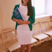 Gorgeous Anastasia Bryzgalova