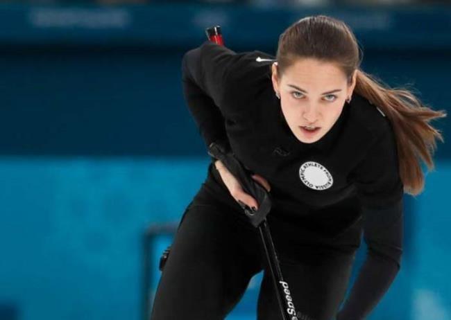 Pretty Anastasia Bryzgalova
