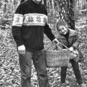 Belayvsky and his daughter