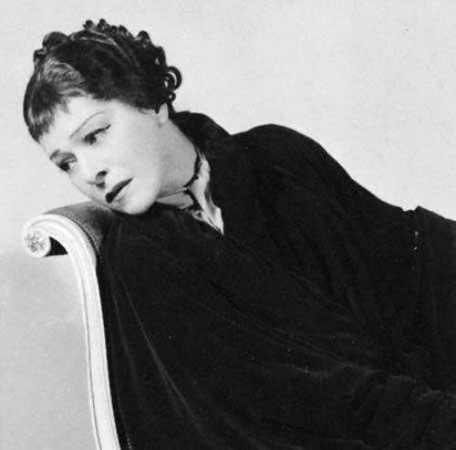 Astonishing Alla Nazimova