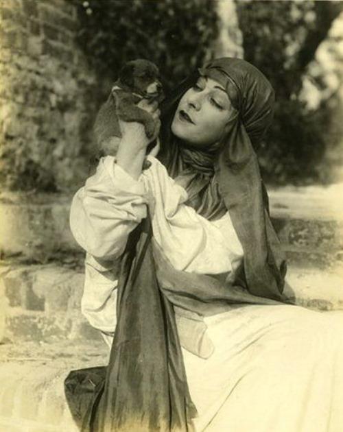 Beautiful Alla Nazimova