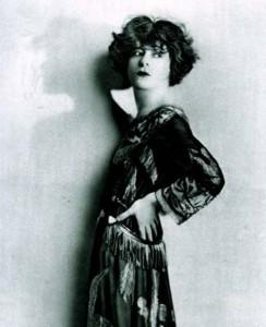Gorgeous Alla Nazimova