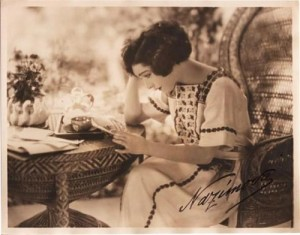 Amazing Alla Nazimova