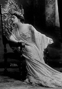 Wonderful Alla Nazimova